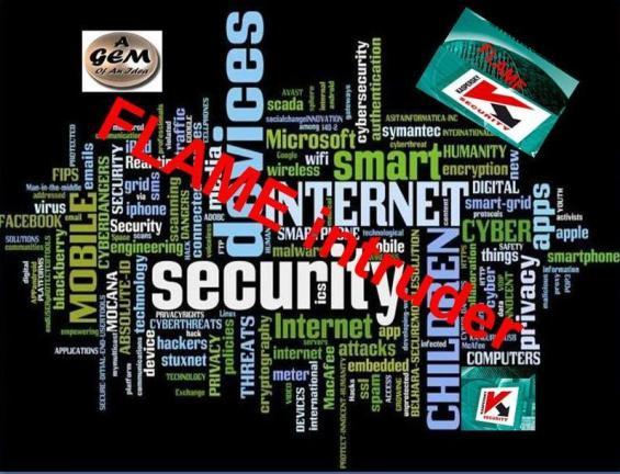 flame intruder virus  via @mymulticast
