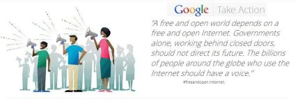 Google  vs ITU #freeandopen  @ mymulticast